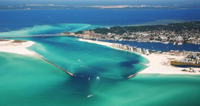 Best Beach Location In Destin Fl