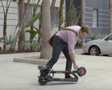 Eon Scooter: The Most Powerful Electric Scooter
