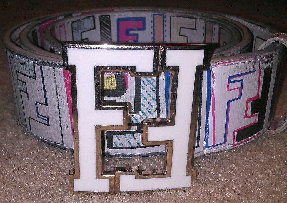 4902ee62 The 10 Most Expensive Fendi belts
