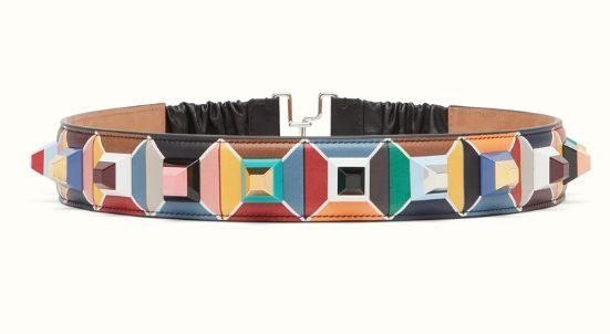 fendi-rainbow-belt