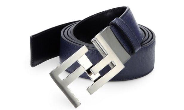 fendi-womens-blue-reversible-skinny-belt