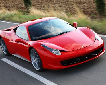 The History and Evolution of the Ferrari 458 Italia