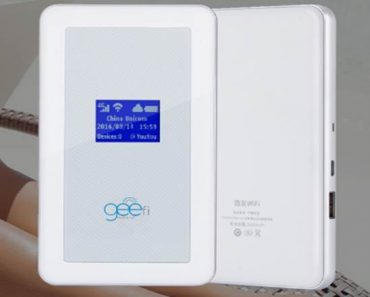 GeeFi: Unlimited 4G Wi-Fi Everywhere You Travel