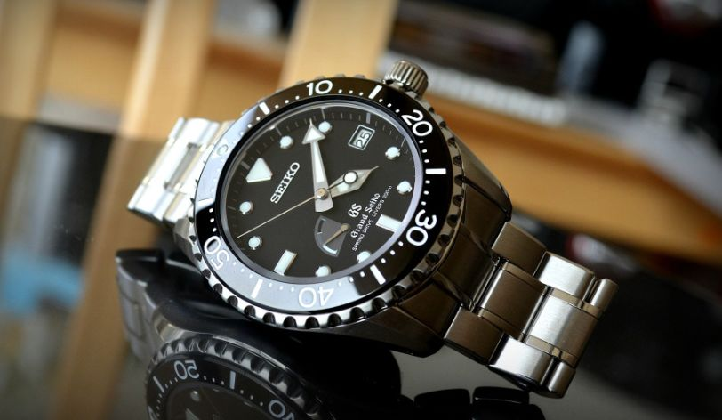 The Grand Seiko Sbga029 Not Your Typical Desk Diver