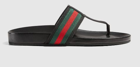454de1c7bcb9 The Five Most Expensive Gucci Flip Flops