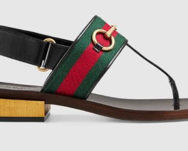 The Five Most Expensive Gucci Flip Flops