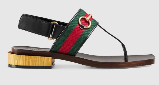 baadf7813639 The Five Most Expensive Gucci Flip Flops