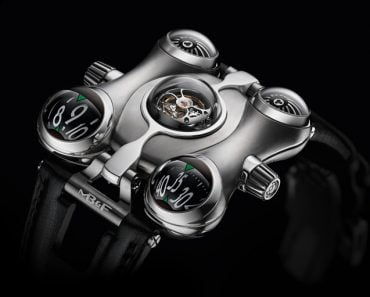 The Five Most Expensive MB&F Watches of All-Time