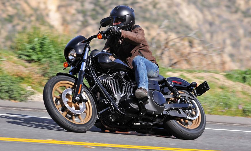What The Smallest Harley Davidson Motorcycle