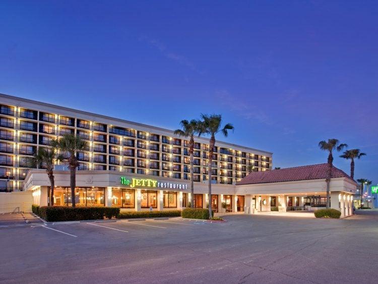 Holiday Inn Galveston on the Beach