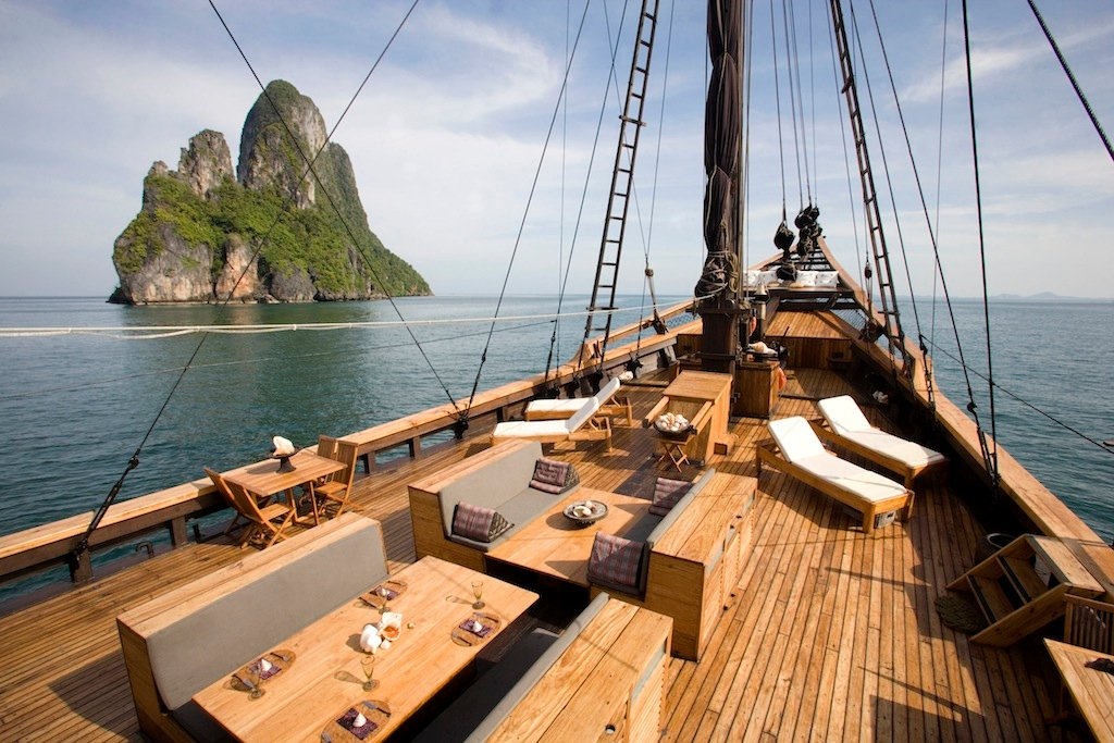 Five Of The Top Asian Sailing Hot Spots