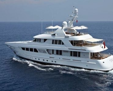 A Closer Look at Feadship's Kathleen Anne