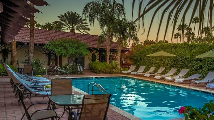 if youre looking for boutique palm springs hotels theres the 5 star la maison this mediterranean style hotel is just a few minutes from the palm springs