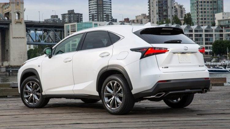 lexus-nx-rear-view