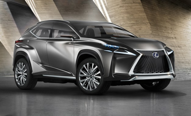 The History and Evolution of the Lexus NX
