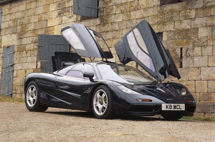 The History and Evolution of the McLaren F1