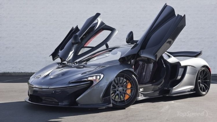 the history and evolution of the mclaren p1. Black Bedroom Furniture Sets. Home Design Ideas