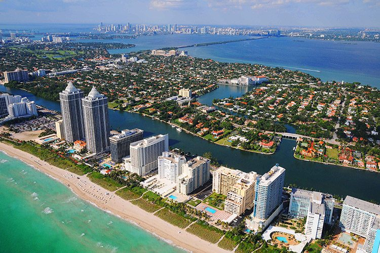 Hot Miami Beach Hotels