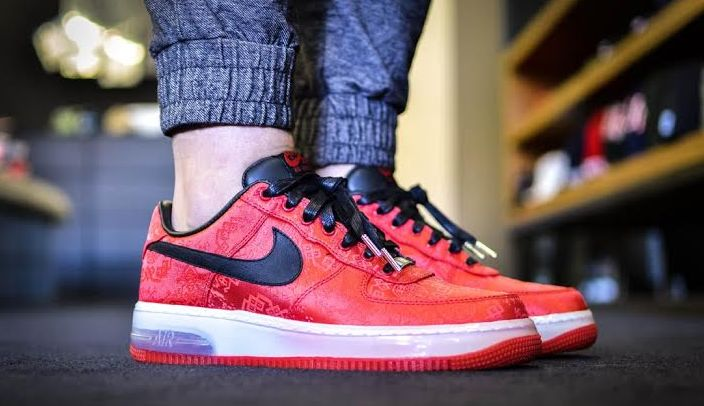 "super popular 90b37 81c36 Nike Air Force 1 Low 1 World ""Clot"""