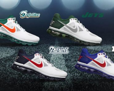 The Top 10 Football Inspired Sneakers of All-Time
