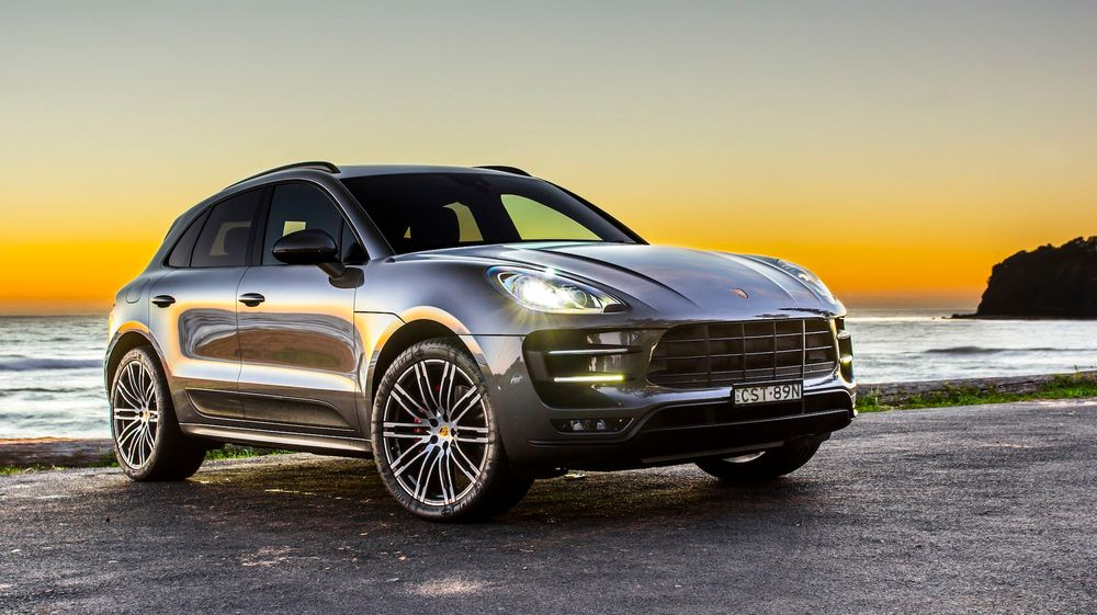 The History And Evolution Of The Porsche Macan