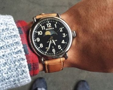 The Top Five Shinola Watches for Sale Right Now