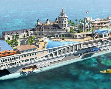 A Closer Look at the $400 Million Superyacht Streets of Monaco