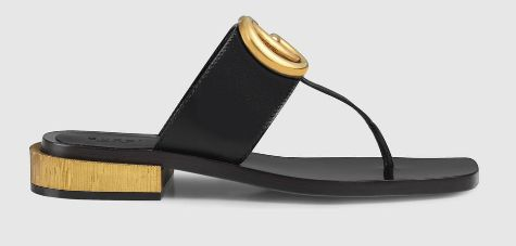 43b20607182e The Five Most Expensive Gucci Flip Flops
