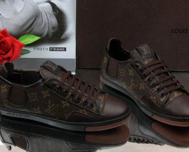 The Top Five Louis Vuitton Sneakers of All-Time