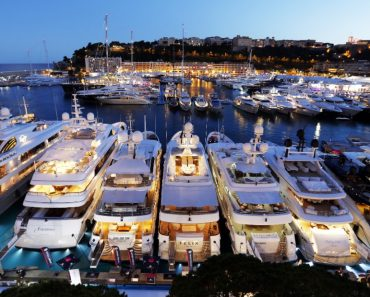 Top Five Yachts from the Monaco Yacht Show