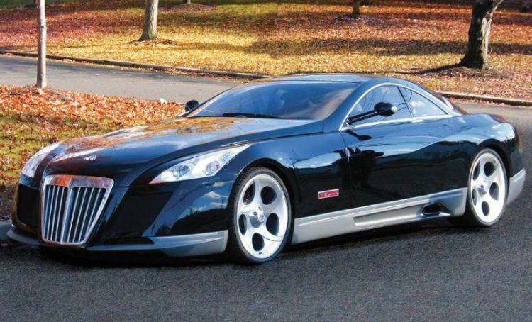 2004 Mercedes Maybach Exelero