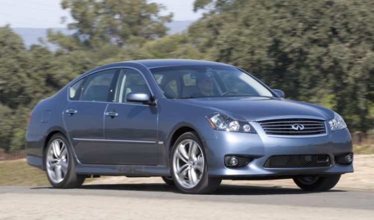 This Car Was Known As The Infiniti M From Its Debut In 1989 Until Year 2017 When Official Name Became Q70 No Matter What You Call It
