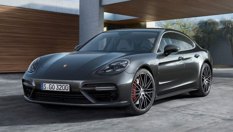 A Closer Look At The Porsche Panamera Turbo