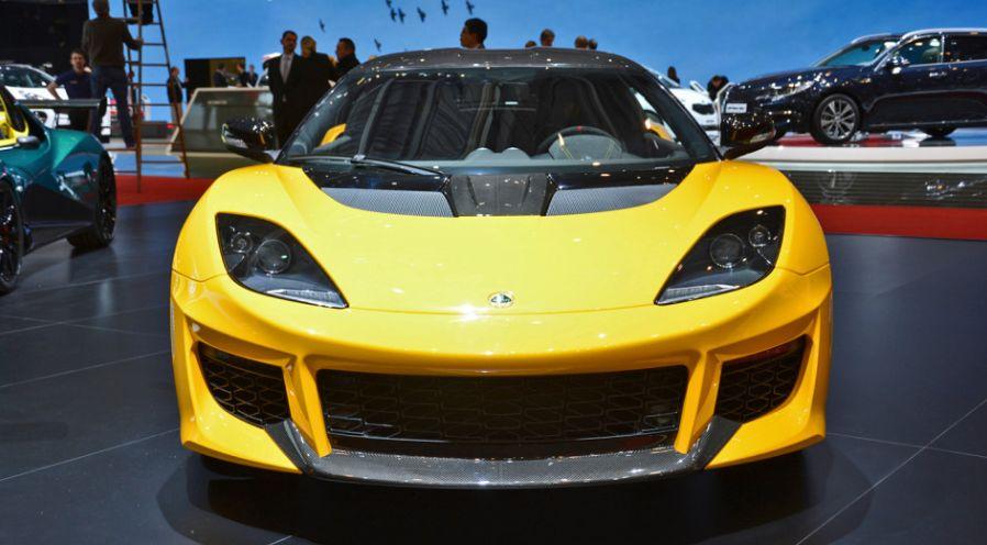 Lotus Evora 400 >> A Look at the 2018 Lotus Evora Sport 410