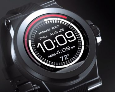 The Access Hybrid Smartwatches From Michael Kors