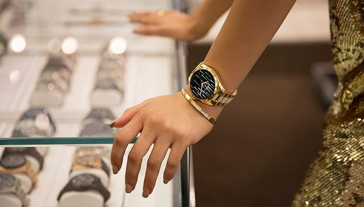Michael Kors has entered the smartwatch market with a line of luxury watches called Michael Kors Access. Right now that consists of two watches: Bradshaw and Dylan. These are .