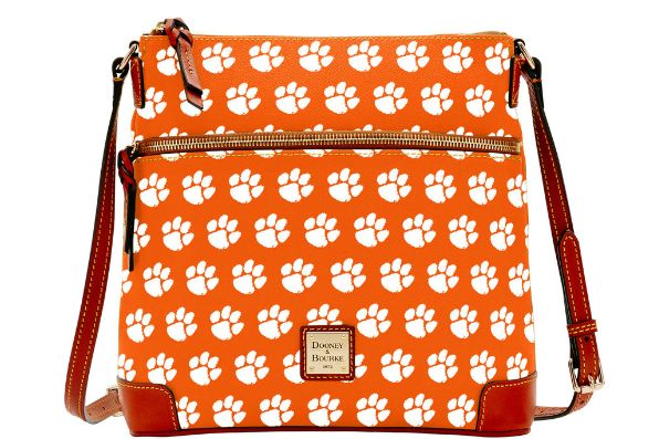 dooney-bourke-clemson-crossbody