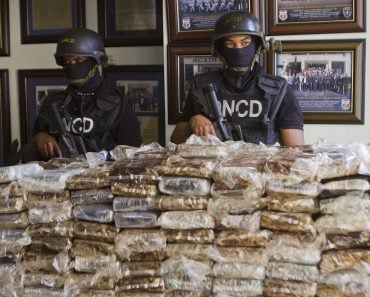 The Largest Drug Seizures In U.S. History by Dollar Amount