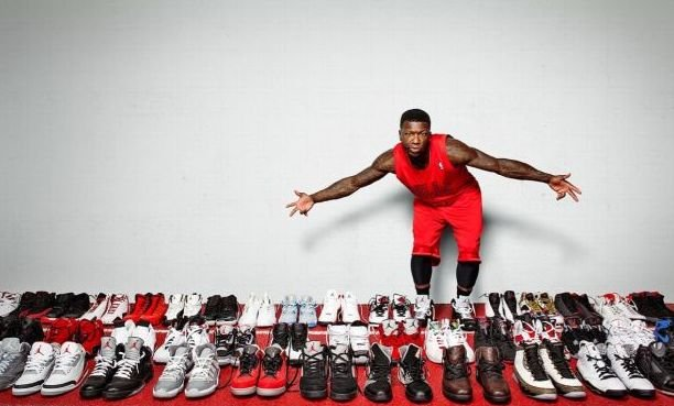 nate-robinson-sneaker-collection