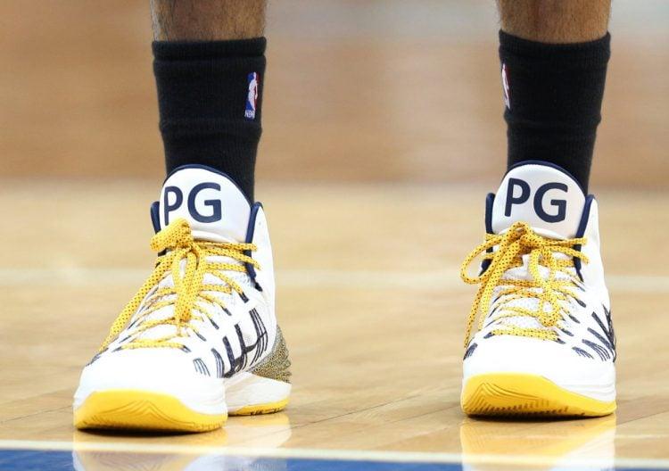 low priced 6e936 d6b7d Nike PG 1 Paul George Signature Shoe