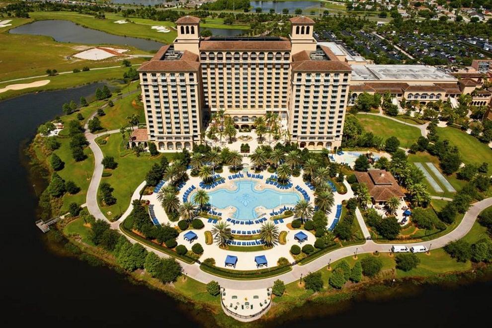 Marriott Hotel Menu