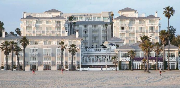 Shutters On The Beach Top Five Santa Monica Hotels Of 2016