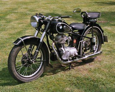 Five Vintage BMW Motorcycles We Really Love