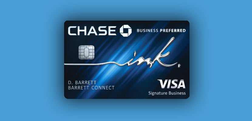 New ink business preferred card earns you 80k points reheart Gallery