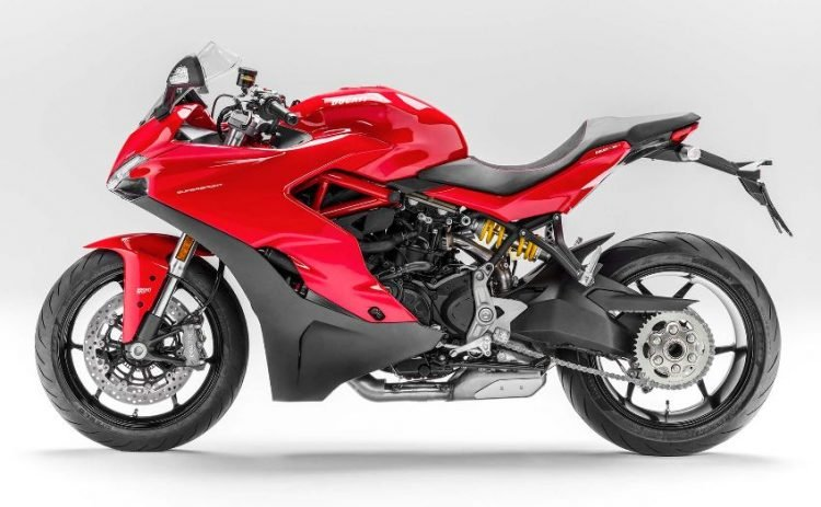 the top five sportbikes of 2017