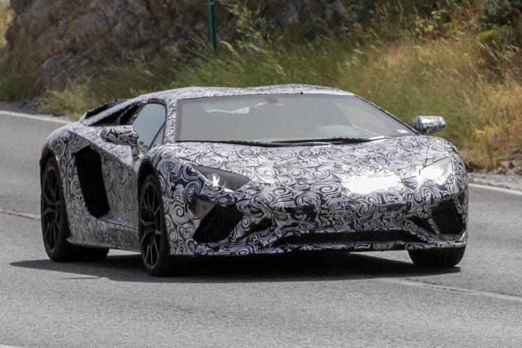 The All New Lamborghini Aventador S
