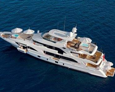 A Closer Look at the Benetti Classic Supreme 132′