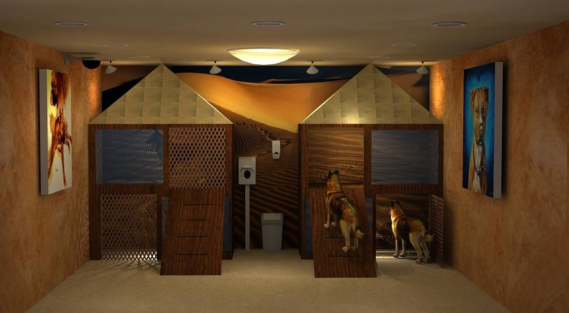 Dog Kennel Design Ideas