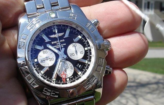 breitling-chronomat-gmt-in-stainless-steel