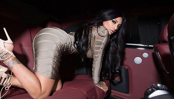 Brittanya Ravazi Shares The Secret To Getting Over 8